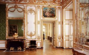 обои для рабочего стола 1920x1200 интерьер, дворцы,  музеи, картины, камин