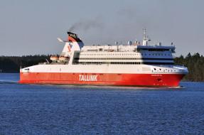 Superfast VIII, Балтика, паром, лайнер, корабль