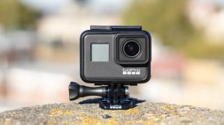 gopro hero7 black, бренды, бренды фотоаппаратов , разное, фотоаппарат, камера, камень