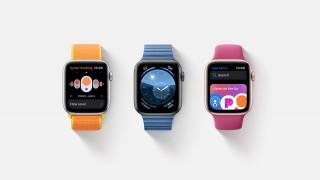 watchOS 6, interface, GUI, Apple Watch Series 4, WWDC 2019