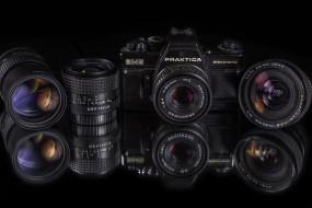 бренды, praktica, фотокамера
