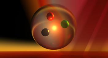 фон, шары