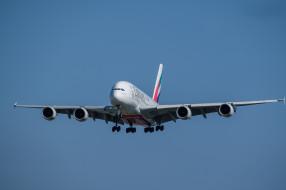 обои для рабочего стола 2048x1365 авиация, пассажирские самолёты, полет, самолет