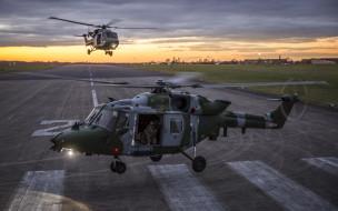 westland lynx, ввс великобритании, британская армия, военный аэродром, военный вертолет