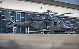 военный вертолет, вмс франции, многоцелевой вертолет, airbus h160m guepard