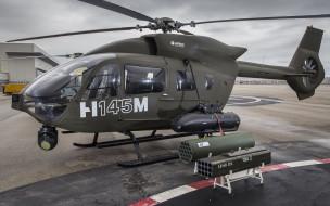вооружение, airbus h145m, nato, вертолет