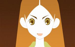 девочка, лицо