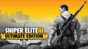 постер, games, sniper elite, rebellion developments, тактический шутер