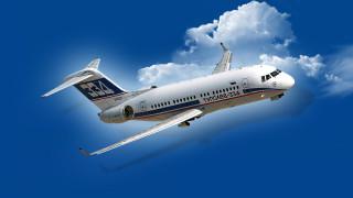 пассажирский самолет, ту334, ближнемагистральный, гражданская авиация