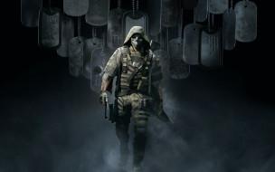 постер, tom clancys, персонаж, ghost recon breakpoint