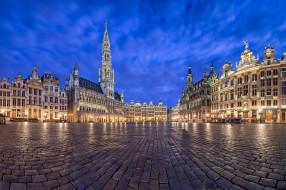 brussels, города, брюссель , бельгия, простор