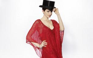 туника, шляпа, актриса
