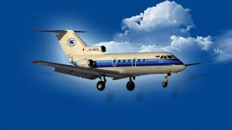 як-40, авиация, пассажирские самолёты, местные, авиалиний, пассажирский, самолет, гражданская, як40