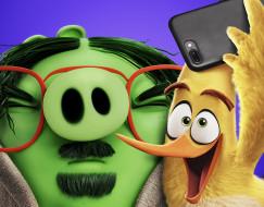 мультфильмы, the angry birds movie 2, the, angry, birds, movie, 2