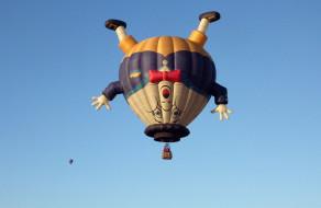 авиация, воздушные шары дирижабли, шары, воздушные, полет, небо, простор