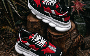 бренды, versace, sneakers, shoes