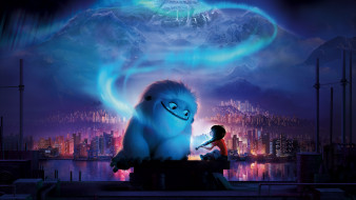 abominable, эверест, сша, китай, 2019, мультфильмы