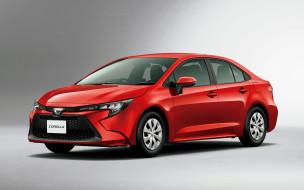 японские автомобили, gx, автомобили 2019 года, hybrid, студия, 4k, toyota corolla