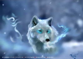 calendar, хищник, животное, волк, морда, 2019