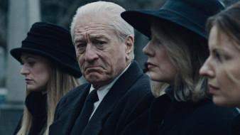 криминал, ирландец, 2019, the Irishman, роберт де ниро, биография, anna paquin