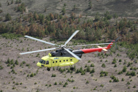 вертолёт, вертушка, лопасти, полёт, МИ- 8