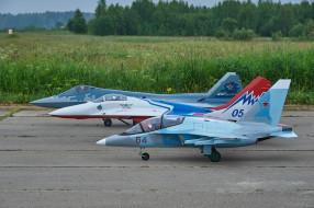 авиация, боевые самолёты, су, миг-, 29, як-, 130, боевые, самолёты