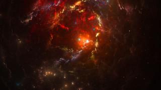 космос, арт, digital, universe