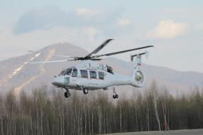 вертолет, КА- 62, вертушка, полёт