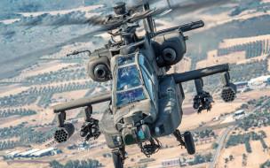 ah-64 apache, авиация, вертолёты, ударный, вертолет, ah64, apache, mcdonnell, douglas, военные, вертолеты, ввс, греции
