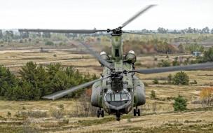 тяжелый вертолет, сh-147f chinook, военно транспортные вертолеты, boeing ch47 chinook, королевские канадские ввс