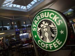 бренды, - другое, бренд, starbucks, coffee, логотип, кофейня, помещение