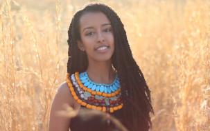 молодая, взгляд, мулатка, чернокожая, темнокожая, модель, красотка, лицо, портрет, девушка