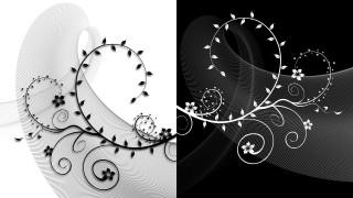 векторная графика, цветы , flowers, сетка, лоза, цветы