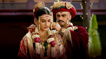 драма, история, военный, битва при панипате, индия, кадры из фильма