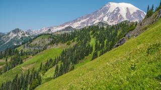 обои для рабочего стола 2048x1152 природа, горы, простор