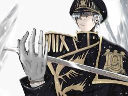 аниме, 07 ghost, ayanami, verloren