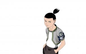 Нара, парень, шиноби, Кагемару