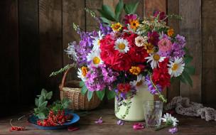 цветы, букеты,  композиции, натюрморт