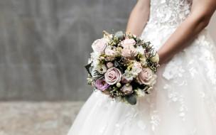 цветы, букеты,  композиции, букет, свадебный