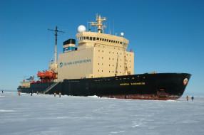 Хлебников, корабль, Капитан, ледокол, Арктика