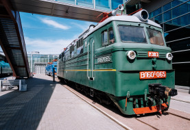 Электровоз, ВЛ60, локомотив, музей