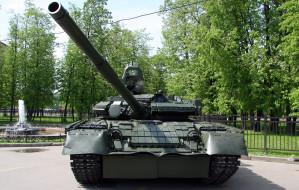 Т- 80, танк, бронетехника