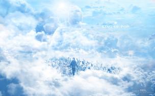 музыка, michael jackson, люди, облака, небо, майкл, джексон