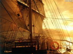 cупер, фрегат, корабли, парусники