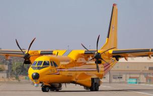 транспортный самолет, современные самолеты, airbus military, c295 fwsar, турбовинтовой, casa c295