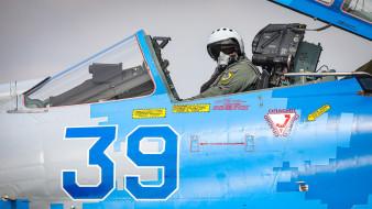 авиация, боевые самолёты, пилот