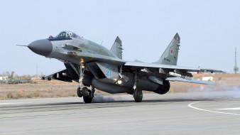 миг 29, авиация, боевые самолёты, советский, окб, миг, 29, многоцелевой, истребитель