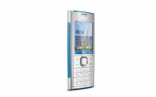 мобильный телефон, nokia, x2, dual sim, металл, пластик, series 40