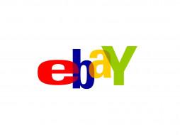 ebay, логотип, интернет магазин, американская компания