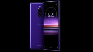 android 9, oled, технологии, смартфон, sony хperia 1
